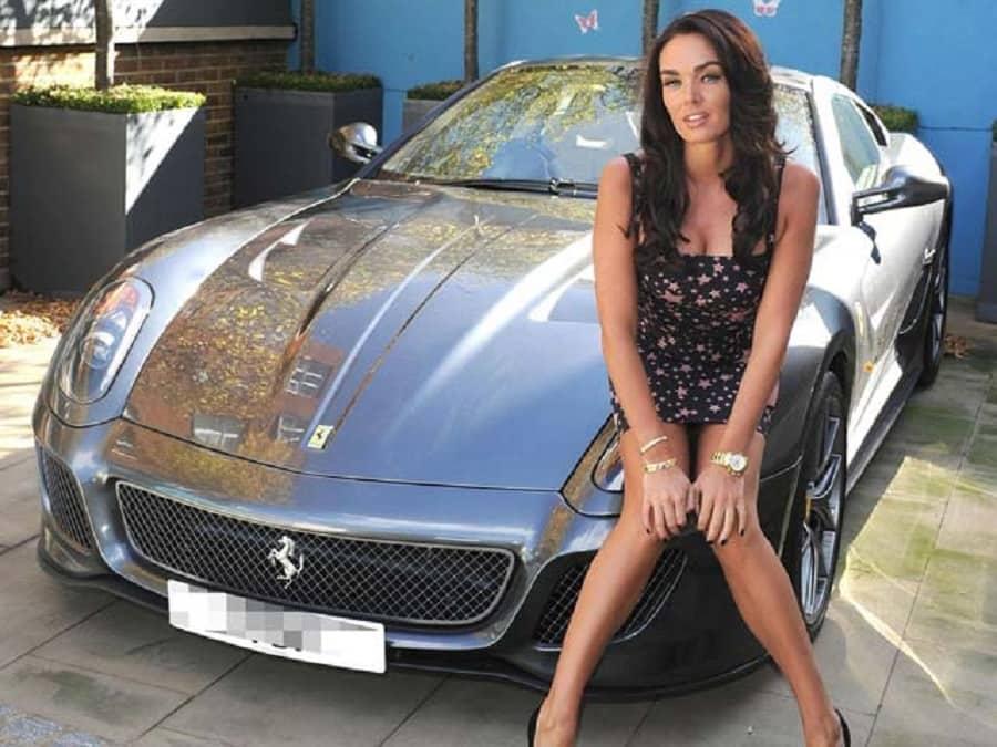 Tamara Ecclestone: Ferrari 599 GTO
