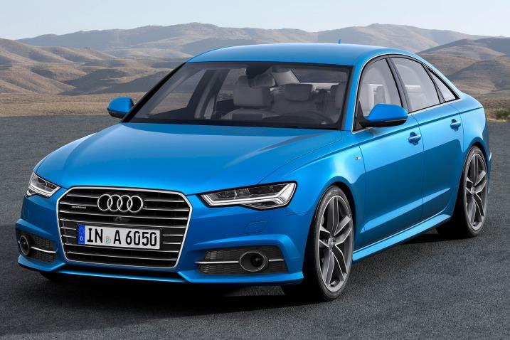 #10. 2016 Audi A6
