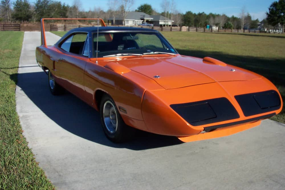 10. 1970-Plymouth-Hemi-Superbird