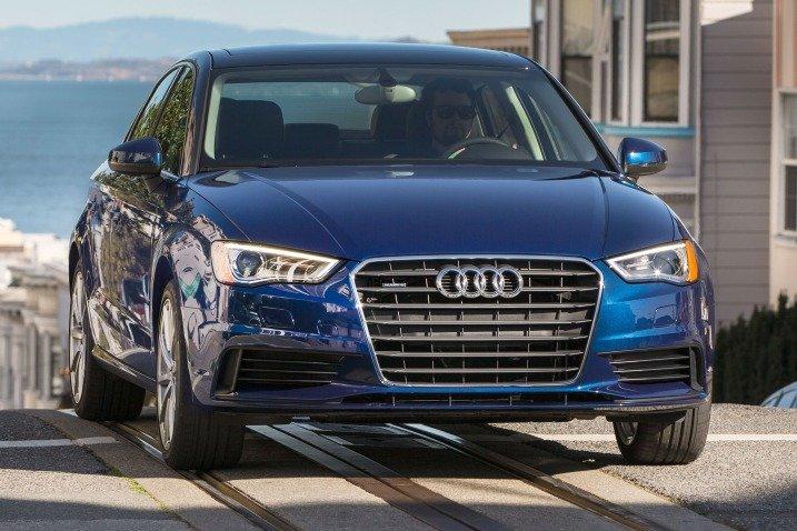 #11. 2016 Audi A3