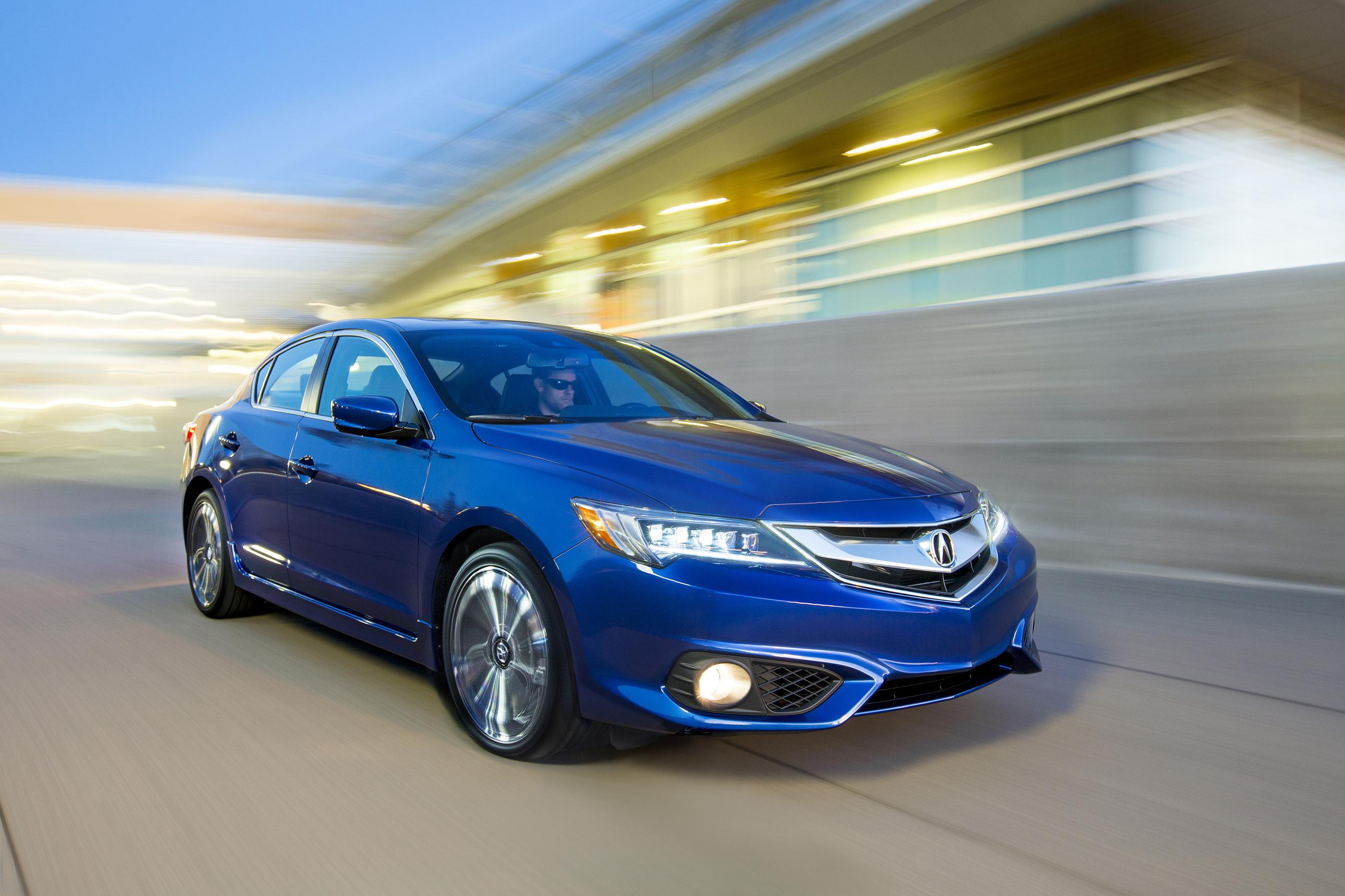 #12. 2016 Acura ILX Is One Of The Safest Sedans 2016 Has To Offer