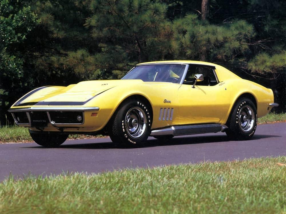 2. 1969-Chevrolet-Corvette-ZL-1