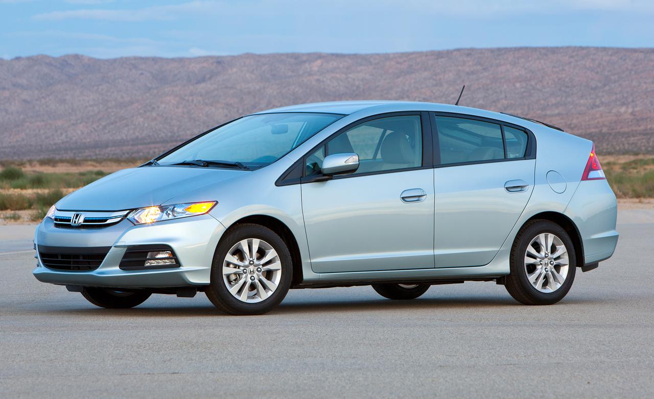 Discontinued Cars - 2012-Honda-Insight