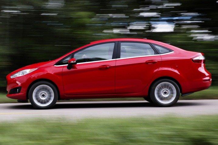 2016 Ford Fiesta - $14,580