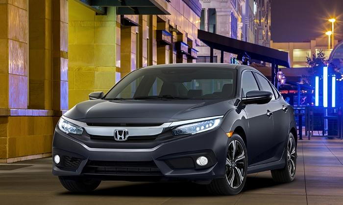 2016 Honda Civic - $18,640