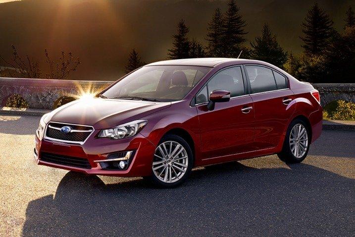 2016 Subaru Impreza - $18,295