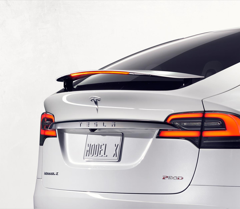 2016 Tesla Model X - Image 02