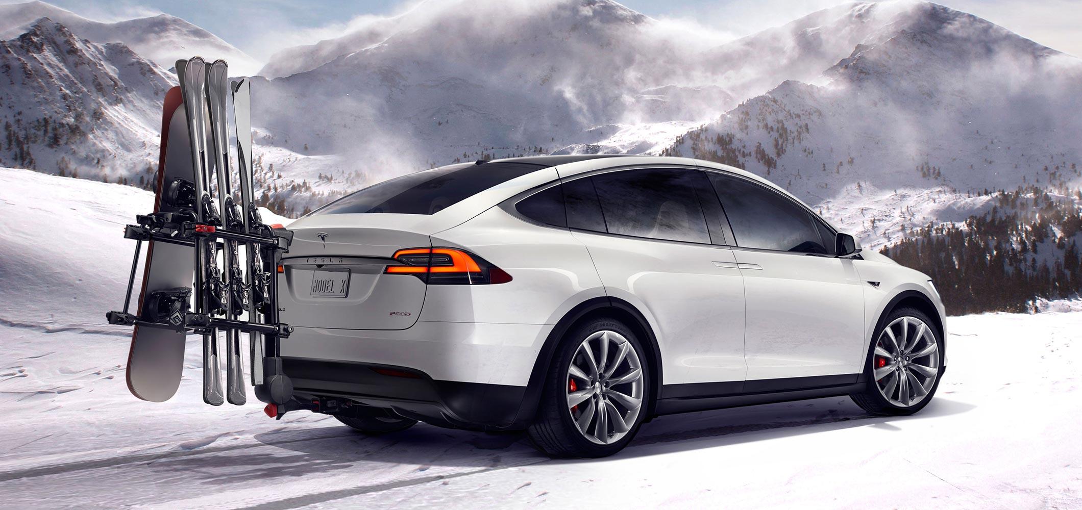 2016 Tesla Model X - Image 03