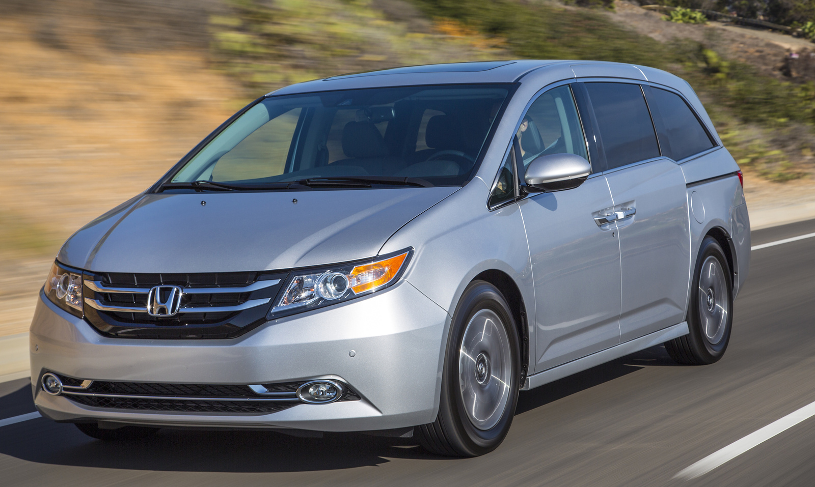 American Made Cars List - 2016_honda_odyssey