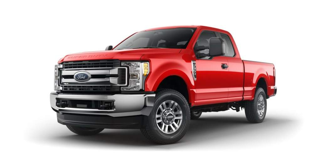 Ford STX 2017