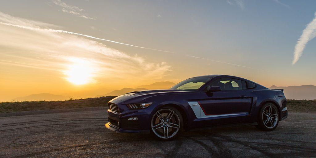 2017 Roush Mustang 1
