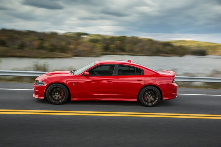 fastest american car - Dodge Charger