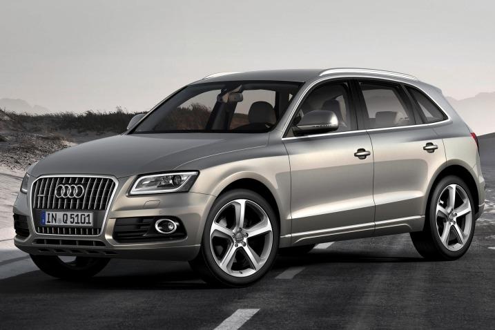 #4. 2016 Audi Q5