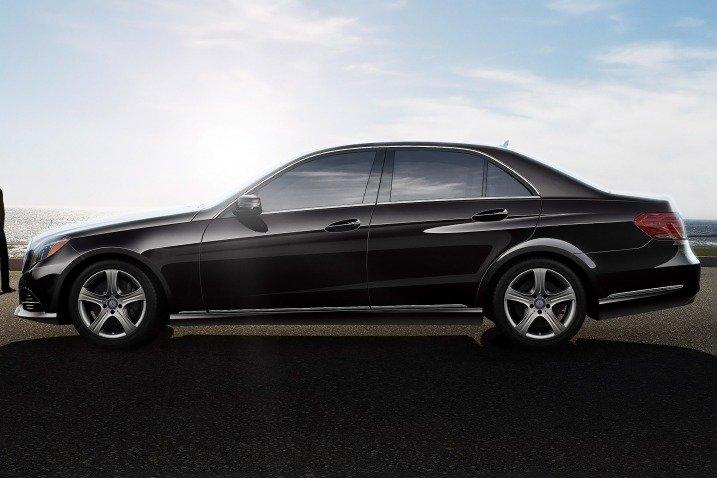 #4. 2016 Mercedes-Benz E-Class