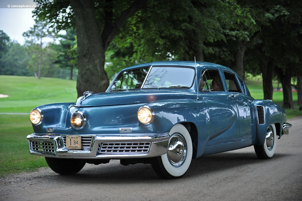 Discontinued Cars -Tucker-48
