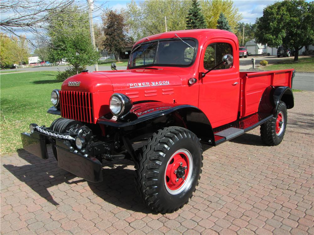 Badass Trucks & Cool SUVs - 52 power wagon