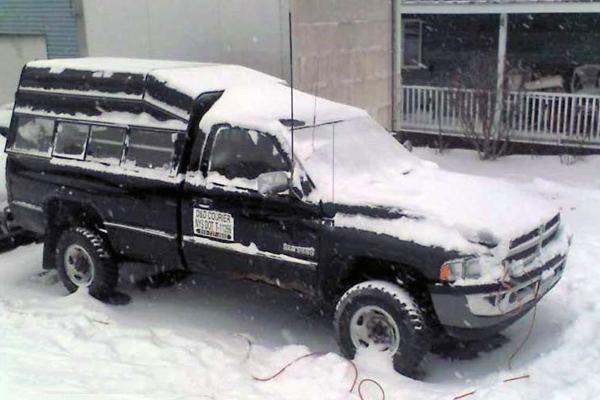 1996 Dodge 2500 Pickup