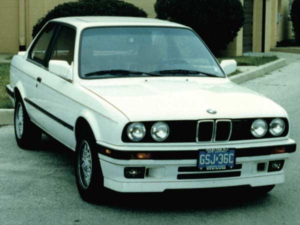 1990 BMW 325i - million mile car