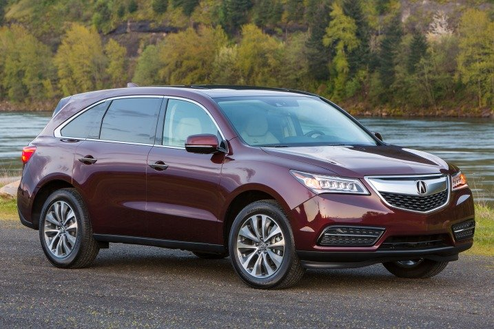 #6. Is the 2016 Acura MDX the safest suv 2016 has to offer?