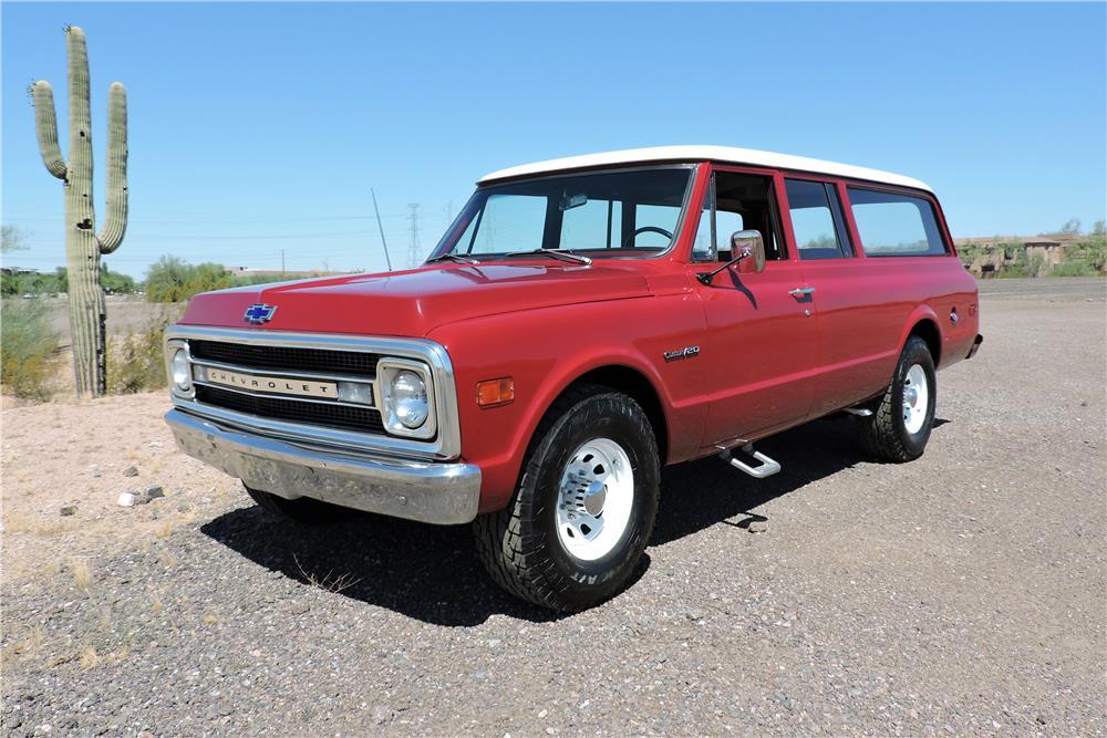 Badass Trucks & Cool SUVs - 70 suburban