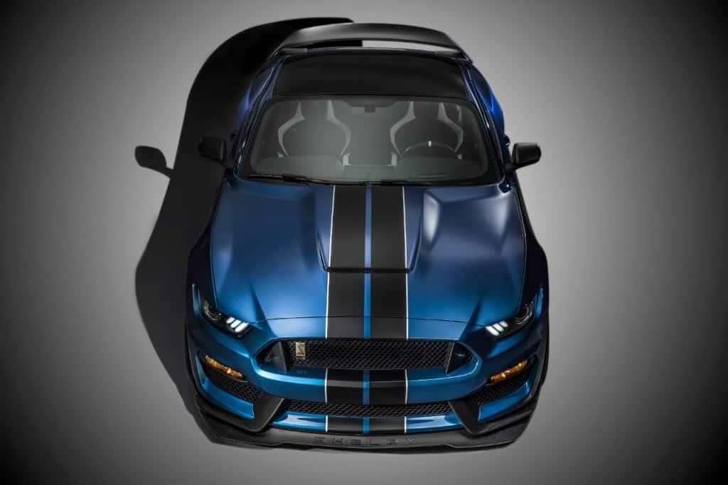 fastest american car - Shelby GT350