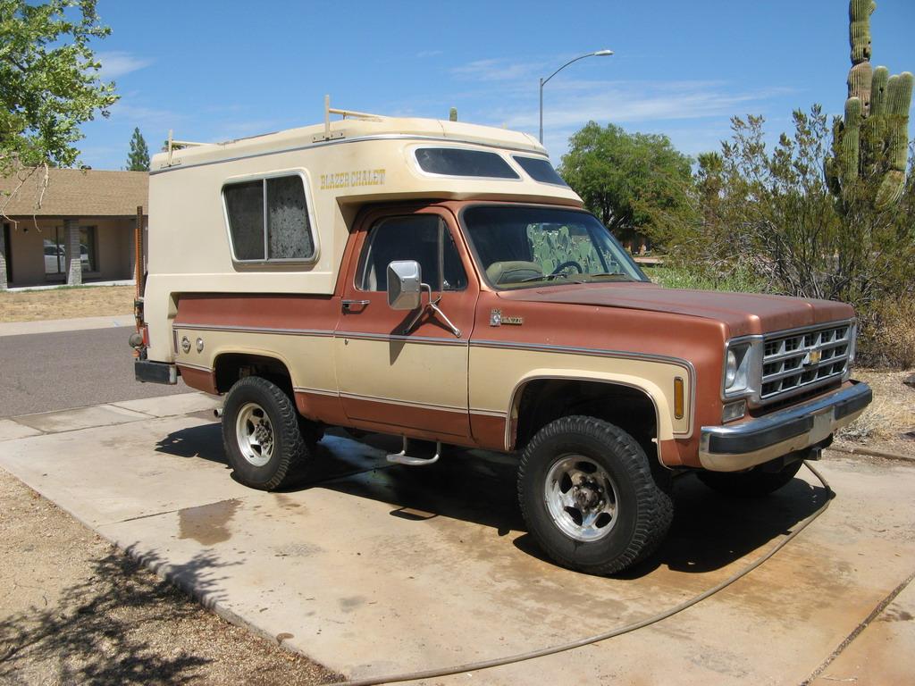 Badass Trucks & Cool SUVs - Blazer Chale