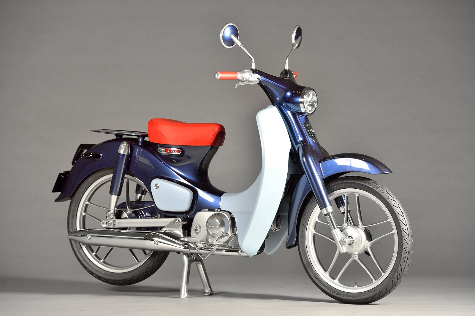 10 Things You May Not Know About Honda 1960s 50cc Bike Super Cub Concept 2015 07