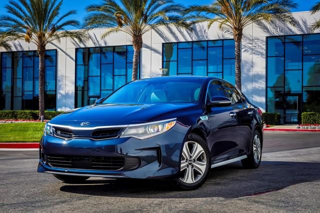 Kia Optima Hybrid, Plug-In Hybrid