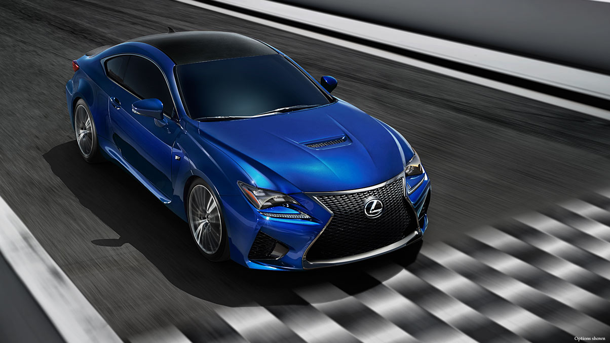 Normally Aspirated Cars - Lexus-RCF
