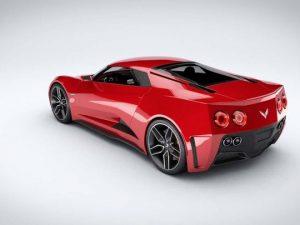 Potential MR Corvette Render