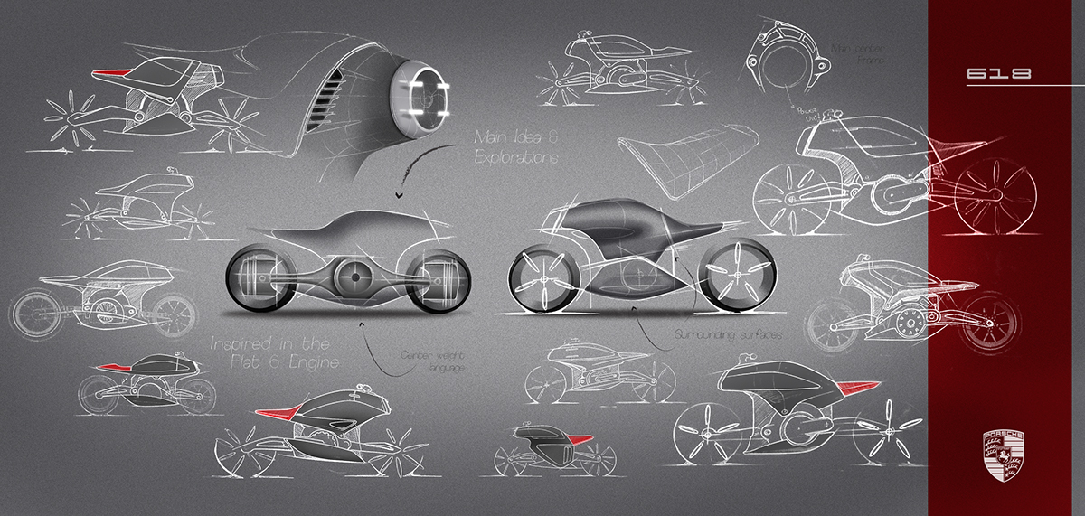 Porsche 618 Concept 12