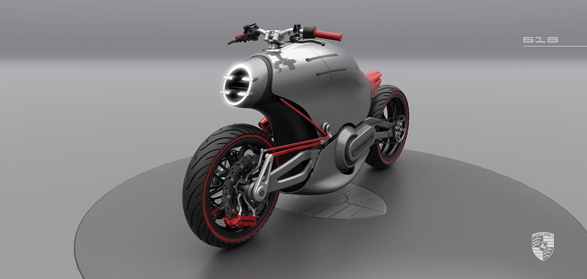 Porsche 618 Concept 3