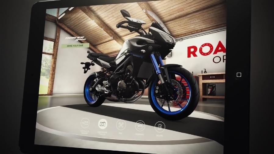 My Garage Bike Customization App 1