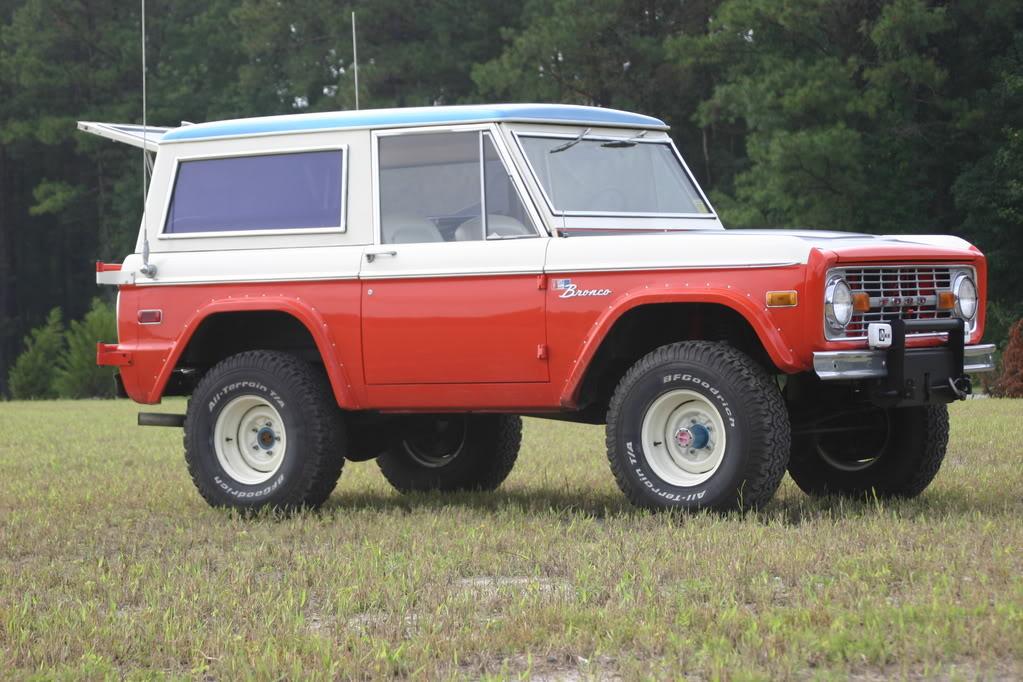 Badass Trucks & Cool SUVs - Ford baja