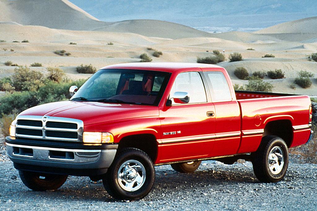 Badass Trucks & Cool SUVs - dodge ram