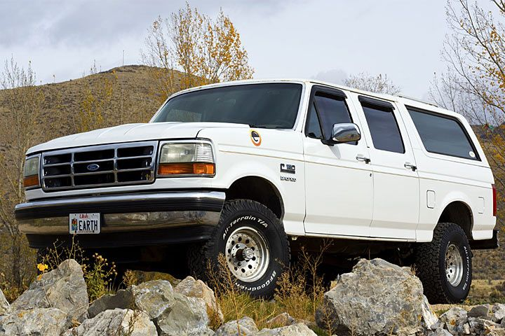 Badass Trucks & Cool SUVs - ford-bronco-centurion-conversion