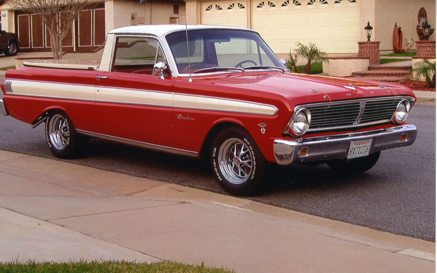 Revolutionary Pickup Truck - ford-ranchero-1965