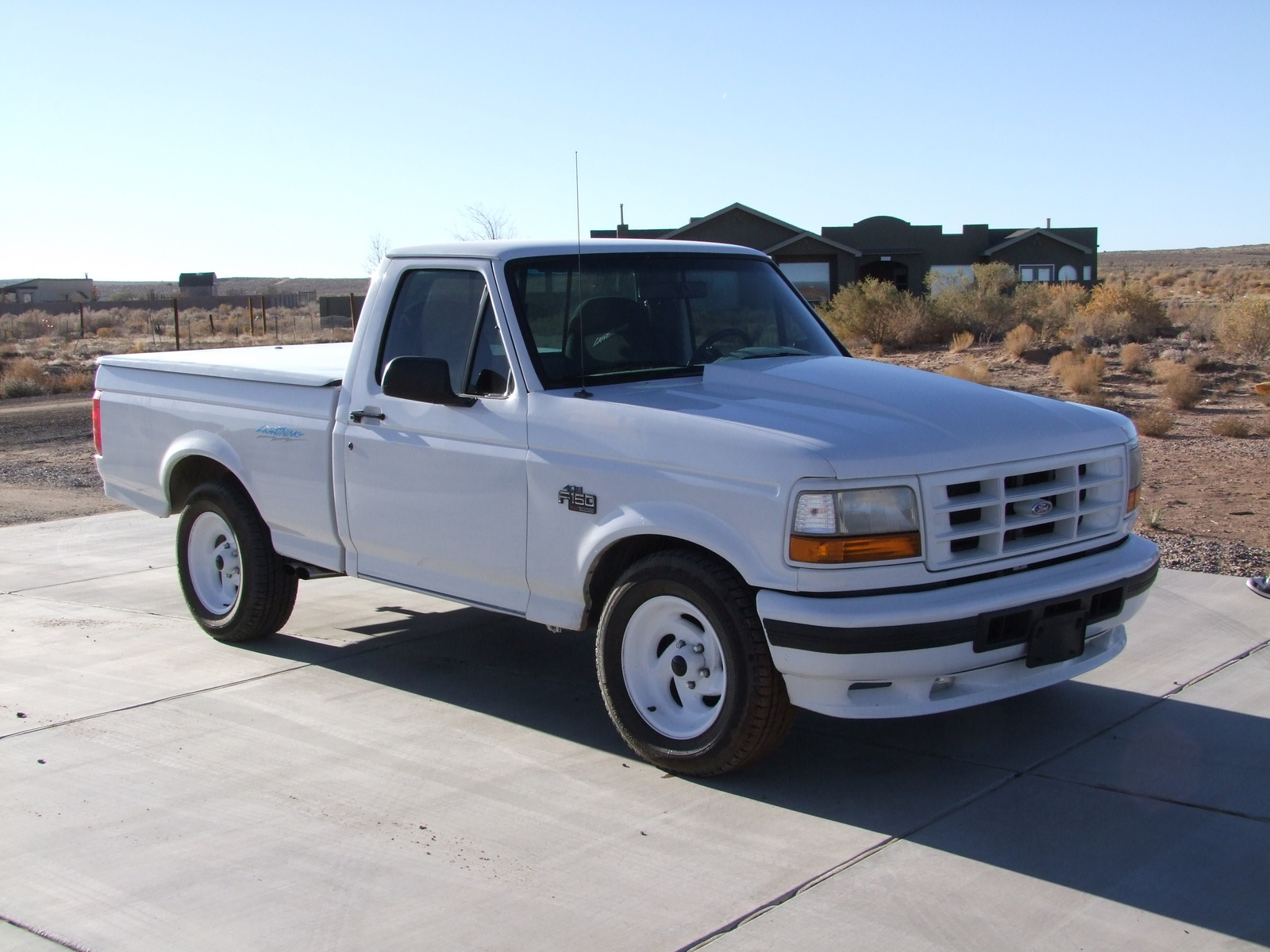 Badass Trucks & Cool SUVs - Ford lightning