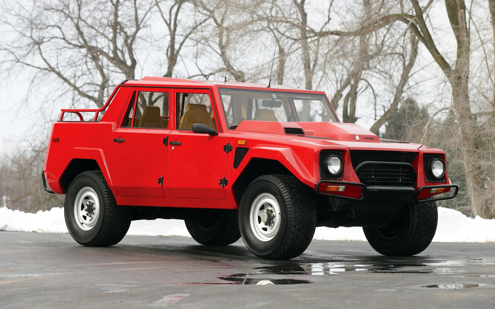 Badass Trucks & Cool SUVs - lm002
