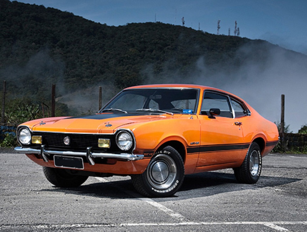 Forgotten Classic Cars - Ford Maverick