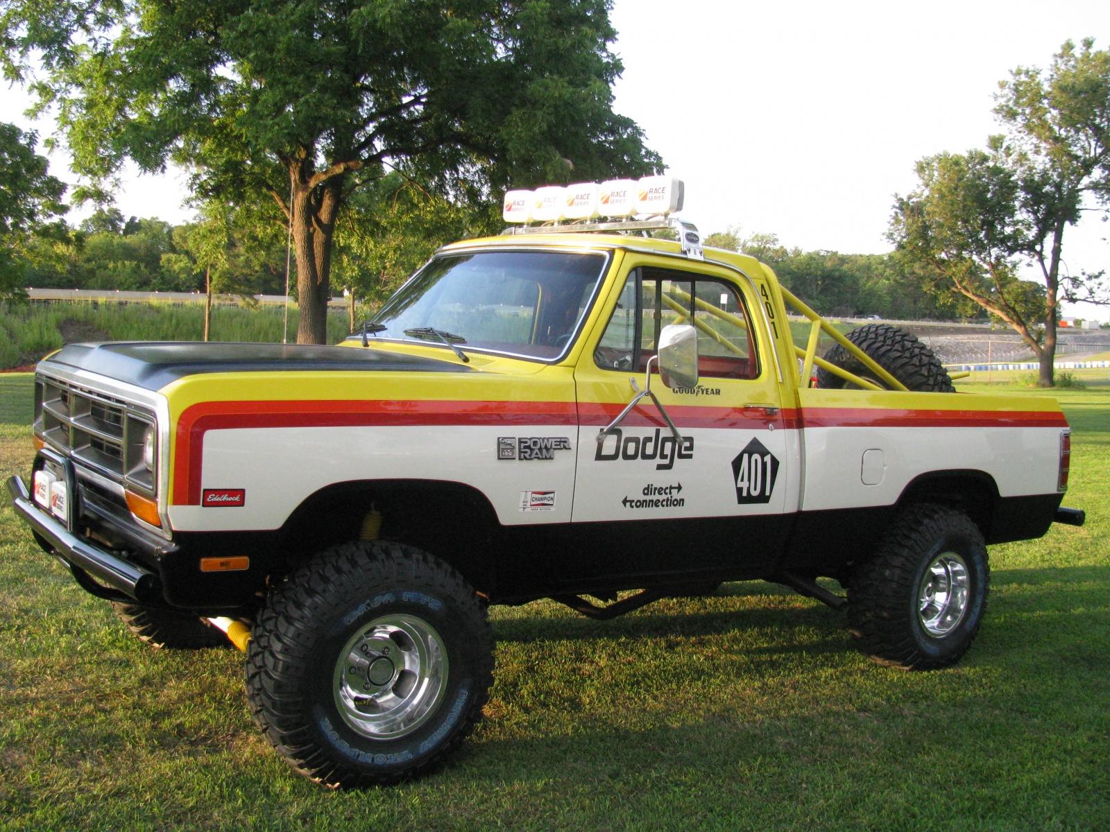 Badass Trucks & Cool SUVs - rod-hall-truck