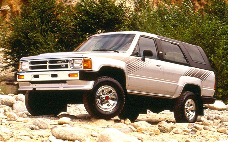 Badass Trucks & Cool SUVs - toyota-4runner-1984-9