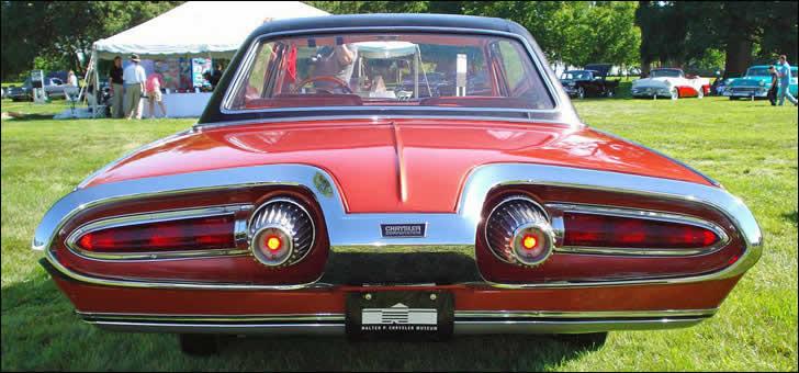 Chrysler S Tequila Powered Turbine Engine