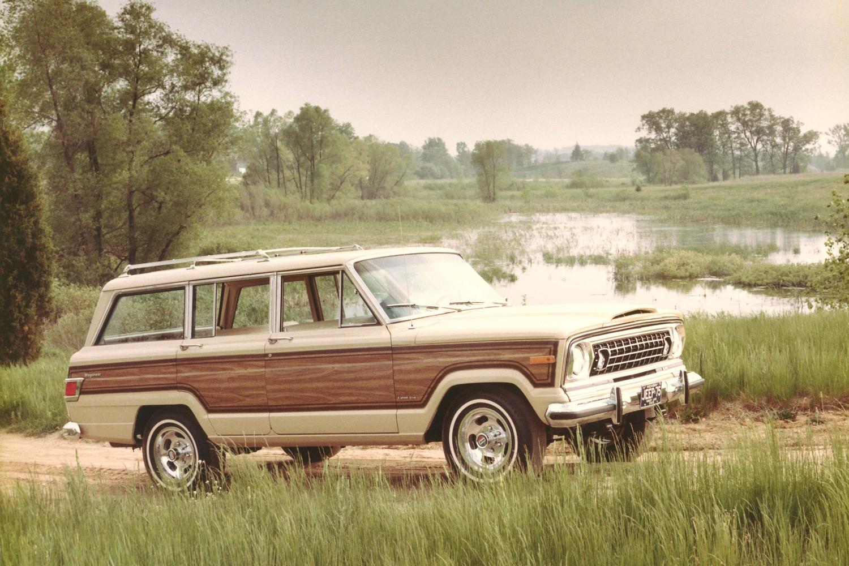 Badass Trucks & Cool SUVs - wagoneer