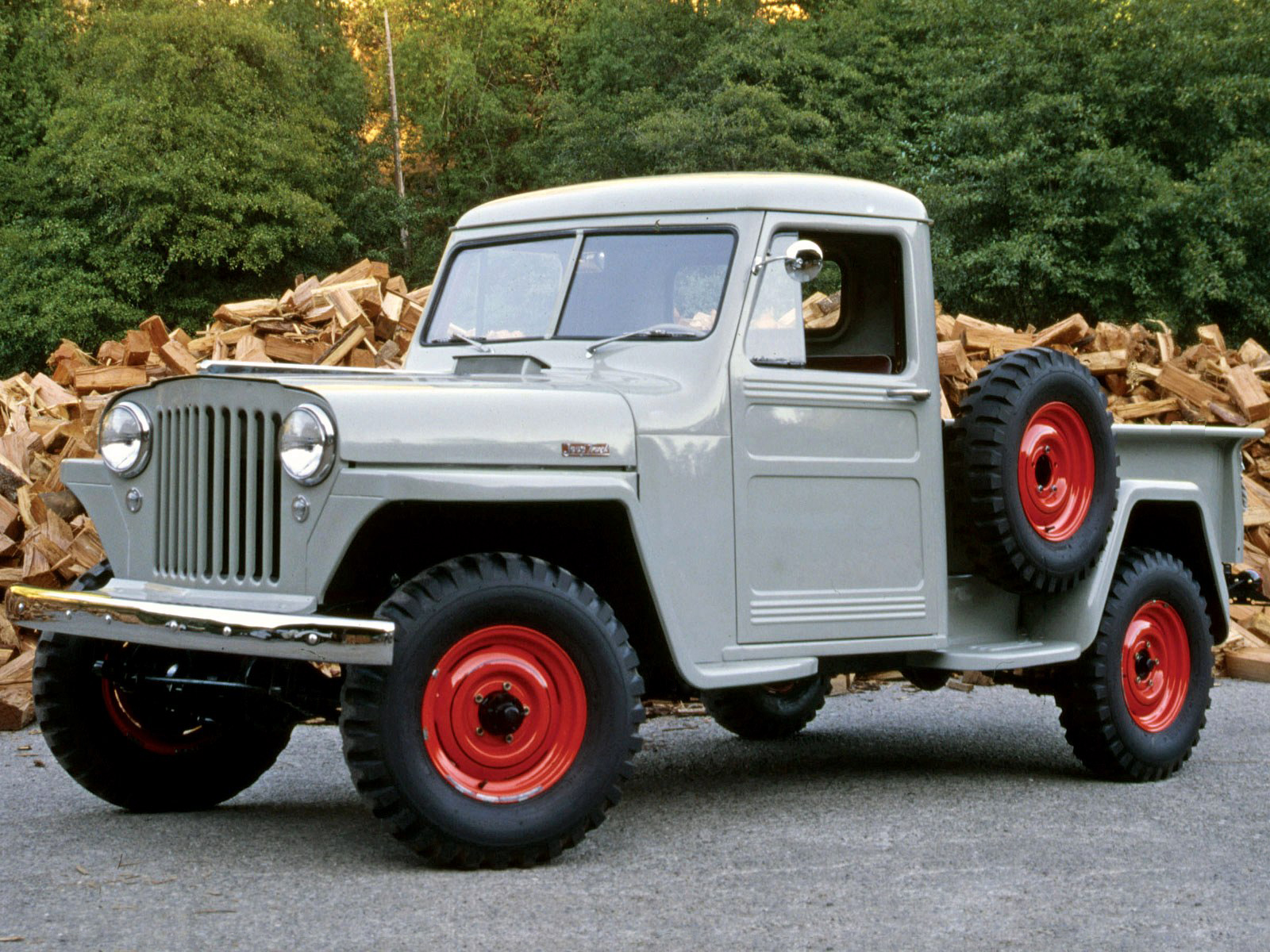 Revolutionary Pickup Truck - willys_jeep_truck_3