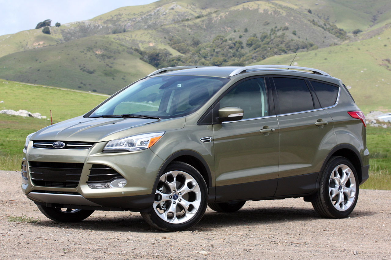 Facelift Cars - 2013 Ford Escape-fd
