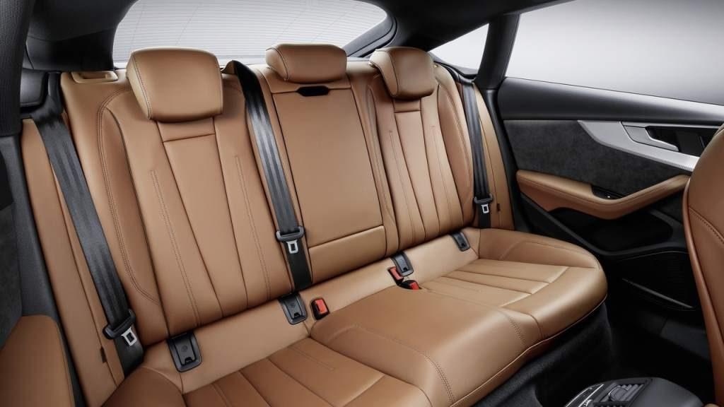 2018 Audi S5 Sportback Interior Rear Seat