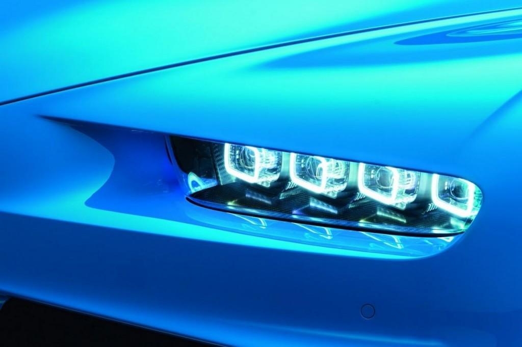Bugatti Chiron Facts - Chiron Lights