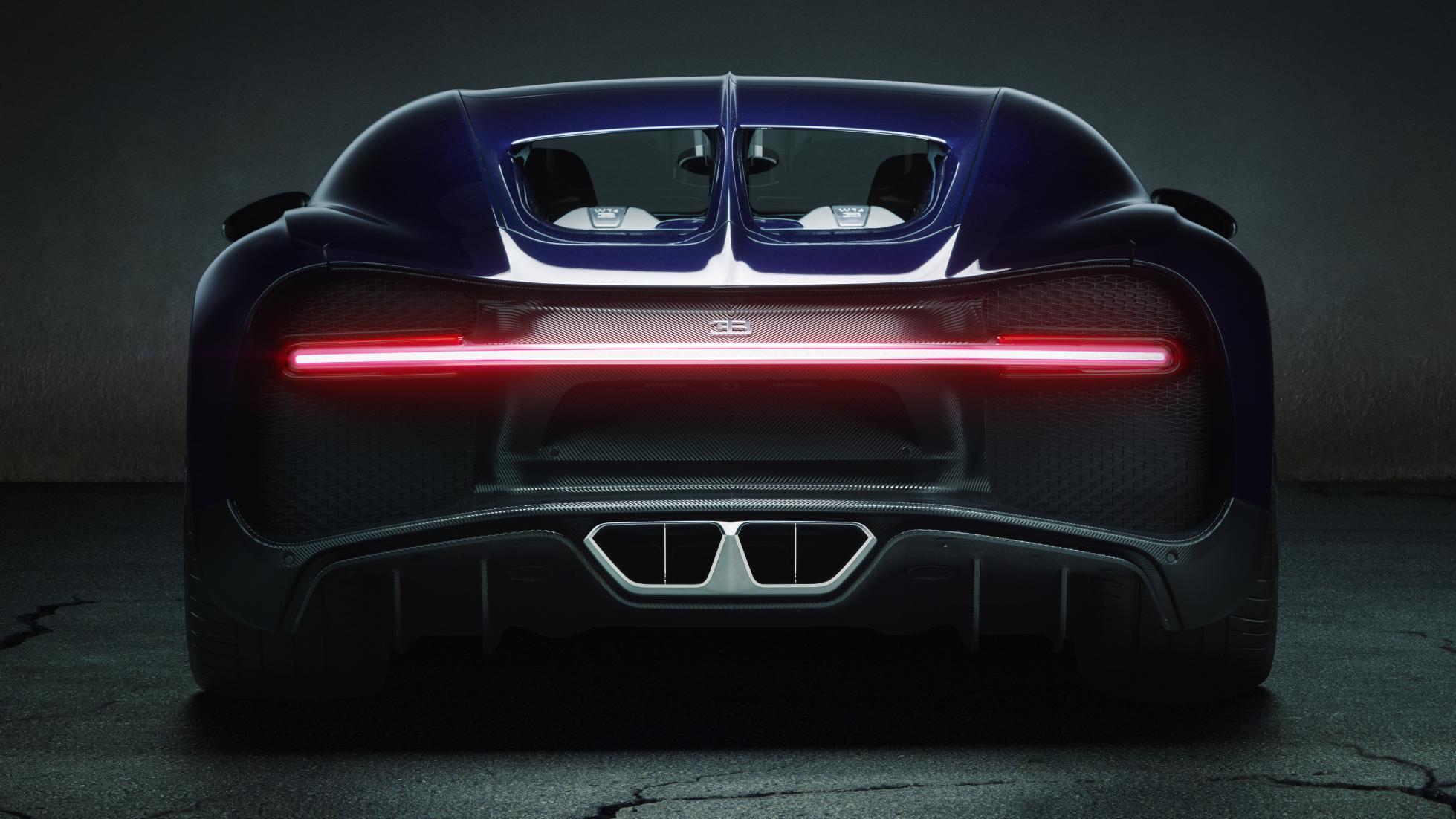 Bugatti Chiron Facts - bugatti-chiron-exhaust-system
