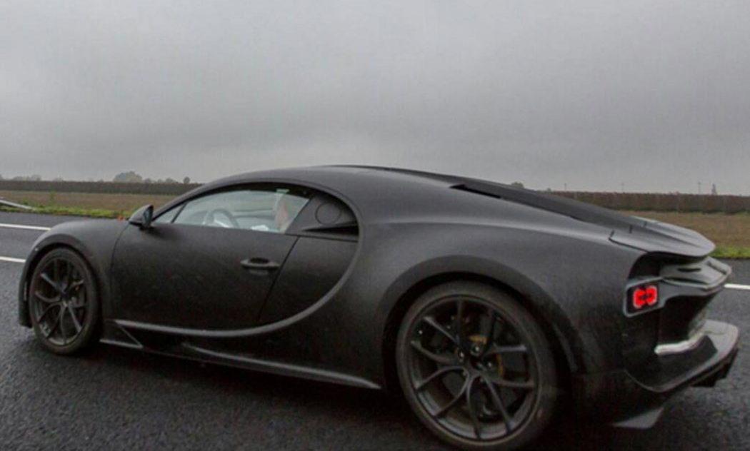 Bugatti Chiron Facts - chiron